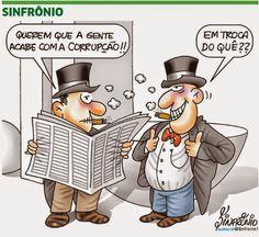 Corrupção não é Jabuticaba. Tem no mundo inteiro - Cantinho da Cultura