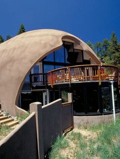monolithic dome home kitchen - Google Search