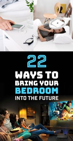 22 products for your bedroom that are basically from the future