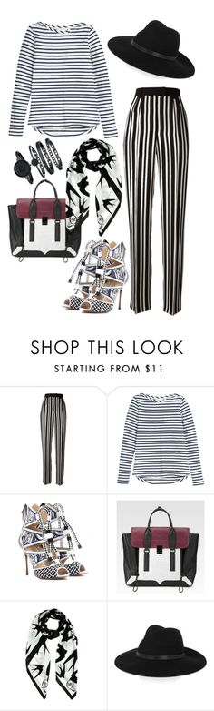 infinity on high by astridlund on Polyvore featuring H&M, Emanuel Ungaro, Peter Pilotto, 3.1 Phillip Lim, Anne Klein, McQ by Alexander McQueen and By Malene Birger