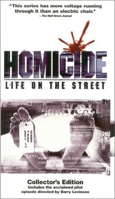 Homicide: Life on the Street--a fantastic police/legal drama from the The cast is talented and diverse, and the first season was based on an actual case (written about in a book by the same name). Even the opening credits are riveting! Patricia Arquette, Eliza Taylor, Jeffrey Dean, Sam Heughan, Grey's Anatomy, Norman Reedus, Outlander, Baltimore, Richard Belzer