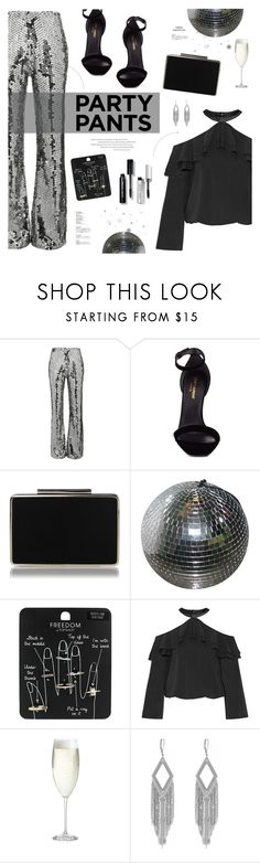 """""""Fancy Pants"""" by mylkbar ❤ liked on Polyvore featuring Filles à papa, Yves Saint Laurent, L.K.Bennett, Topshop, Alice + Olivia, Crate and Barrel, Jessica Simpson, Bobbi Brown Cosmetics, contestentry and polyPresents"""