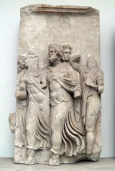 Telephos Frieze, North Wall, Pergamon Altar, Pergamon Museum, Berlin | by Following Hadrian