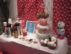 Creative Party Ideas by Cheryl: Christmas Pajama Party
