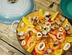Paella 西班牙海鲜饭