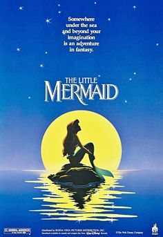 "The Little Mermaid is a 1989 animated film produced by Walt Disney Feature Animation. It was first released on November 17, 1989 and later re-released on November 14, 1997 by Walt Disney Pictures. The 28th animated feature in the Disney Animated Canon, the film is based upon the Hans Christian Andersen short story ""The Little Mermaid"". The film grossed over$111 million in the U.S. and an additional$99 million worldwide from both theatrical and re-release runs, and is mostly given cr..."