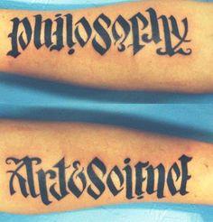 24 Best Philosophy Tattoos Ideas Philosophy Tattoos Tattoos Philosophy