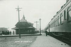 Train Station, Tupper Lake, N.Y.