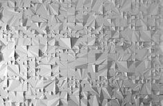 Kai is a wall installation by the Polish artist Jerzy Goliszewski.