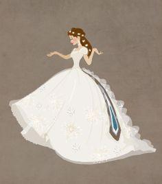 Favorite dress in movie, probably my favorite scene too!