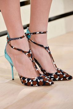 J. Crew - The Best Shoes in on the Fall 2014 Runways - ELLE
