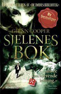 Glenn Cooper - Sjelenes bok  Vel verdt pengene! :) God bok!