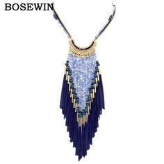 Bohemia Long Necklace For Women Dress  New Multi layers Bead Chain Tassel Statement Necklaces & Pendants Collier femme Tag a friend who would love this!Get it here --->  http://www.rumjewelry.com/product/bohemia-long-necklace-for-women-dress-2016-new-multi-layers-bead-chain-tassel-statement-necklaces-pendants-collier-femme/ #shop #beauty #Woman's fashion #Products #homemade
