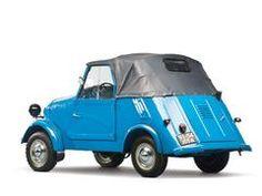 1970 SMZ S-3A | The Bruce Weiner Microcar Museum 2013 | RM Sotheby's