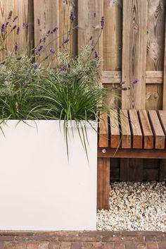 Bali Garden, Garden Deco, Garden Yard Ideas, Back Garden Design, Modern Garden Design, Dutch Gardens, Small Gardens, Outdoor Plants, Outdoor Gardens