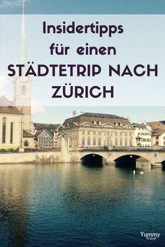Was will man mehr, als eine Metropole die direkt am Wasser liegt, Blick auf die Alpen hat und einen historischen Altstadtkern? Nichts, außer gute Geheimtipps von Insidern vielleicht. Zürich ist die größte Metropole in der Schweiz. Gerne wird die Stadt auch mal als die junge und moderne Schweiz bezeichnet.