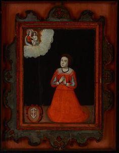Epitafium Agnieszki Germańskiej, z kościoła Mariackiego w Krakowie Commonwealth, Female Portrait, Mystic, Polish, Portraits, Drop, History, Chic, Painting