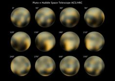 Rocky Rex's Science Stuff: New Horizons and Pluto
