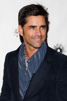 """John Stamos - """"Bonnie & Clyde"""" Broadway Opening Night - Arrivals & Curtain Call"""