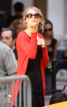 Taylor Swift VMA 2009 - Afternoon rehearsal for awards show.