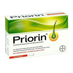 Priorin Gélules Boîte de 120: PRIORIN ANTI HAIR LOSS CAPSULES2 X 60 Provides hair root with nutrients that contribute to a better hair…