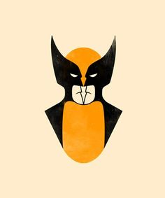 no Batman . actually Wolverine. no Batman. on second thoughts Wolverine. no Batman The Wolverine, Wolverine Meme, Wolverine Tattoo, Olly Moss, The Meta Picture, Double Picture, Geek News, What Do You See, Humor Grafico
