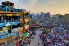 ¿Qué debes visitar en tu viaje a la India? - https://vivirenelmundo.com/viaje-a-la-india/