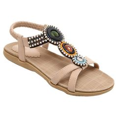 GET $50 NOW | Join RoseGal: Get YOUR $50 NOW!http://www.rosegal.com/sandals/vintage-beading-and-t-strap-design-sandals-for-women-536618.html?seid=3185995rg536618