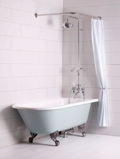 Albion - Freestanding Bath & Shower
