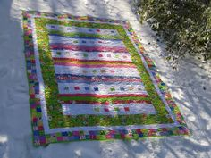 Lisnaweary Quilts: Tutorials