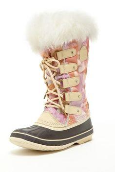 So pretty - Sorel Joan of Artic Faux Fur Boot