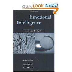 Emotional Intelligence: Science and Myth
