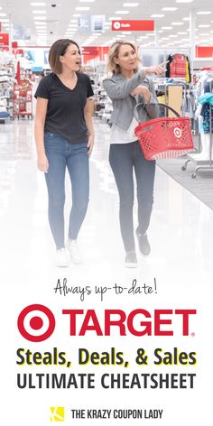 Check out the latest Target coupons and deals from our smart shopping experts here at KCL! We can teach you how to coupon at Target too! Our team here stacks coupons for Target with sales to bring. Target Outfits, Target Clothes, Target Deals, Target Coupons, Bargain Shopping, Shopping Tips, Saving Tips, Saving Money, Walmart Home