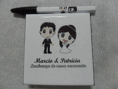 Notepad + Mini Caneta Princesas | Sachelândia | 2A8106 - Elo7