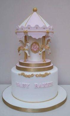 496 Best Carousel Cakes Images Carousel Cake Birthday