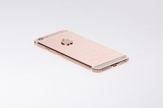 THE LUX IPHONE 6 IS THE DEFINITION OF OPULENCE. IT IS MADE WITH TWO LAYERS OF PURE 24K PINK GOLD WHICH COAT THE ENTIRE ORIGINAL IPHONE 6. EACH LUX IS HAND POLISHED, PLATED AND ASSEMBLED IN BRIKKS STATE OF THE ART LABORATORY IN LOS ANGELES, USA AS WELL AS OTHER FACILITIES.THE SELECT IS A VERY SPECIAL VERSION OF OUR LUX SERIES WITH PERFECT DIAMONDS SET ONTO THE SIDES AND TOP AND BOTTOM OF THE BACK OF THE PHONE. TOTAL DIAMOND WEIGHT IN THIS PHONE IS 9.24 CARATS OF COLOR DE CLARITY VVS NATURAL…
