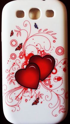 $0.01 AUCTIONS - FREE SHIPPING! Our Penny Auctions are here again, all auctions start at just $0.01 with Free Shipping! Grab your Favorite Cases today! Samsung Galaxy S3 S 3 III i9300 Soft Gel Silicone Case - Red Hearts and Swirls