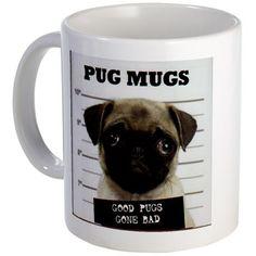 Pugs Mug