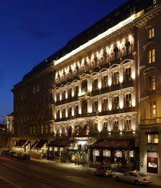 Hotel Sacher. Vienna, Austria