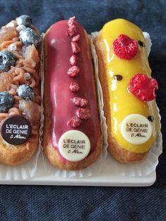 パリのエクレア専門店「レクレール・ドゥ・ジェニ」が日本初進出!