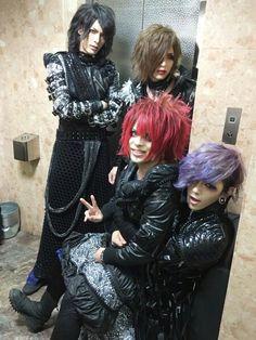 Shohei, Kuruto, Nao, Tamon - Arlequin