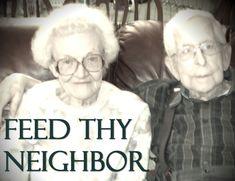 Feeding elderly neighbors is easy with EasyLunchboxes