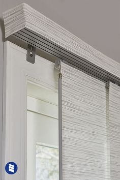 Want a more stylish sliding glass door covering than Vertical Blinds? Our customers are raving about Sliding Panels.