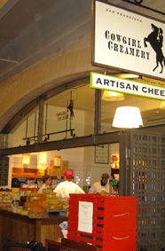 San Crancisco-based Cowgirl Creamery Artisan Cheese offers their own line in addition to imported cheese from around the world. - See more at: http://travelcuriousoften.com/april13-food-quest.php#sthash.GK5zOm2w.dpuf