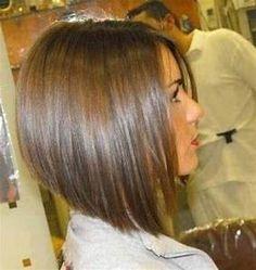 22 Cute Inverted Bob Hairstyles - PoPular Haircuts