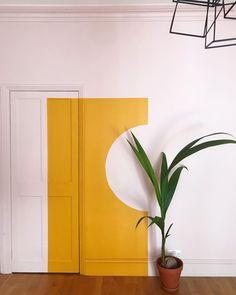 interior design design ideas for living rooms desig… - Wall Painting Ideas Diy Interior, Office Interior Design, Luxury Interior Design, Room Interior, Modern Interior, Programme Design, Cheap Home Decor, Diy Home Decor, Design Apartment