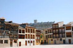 Plaza de Coso, Peñafiel
