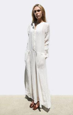 Anaïse | Hache Cotton Gauze Dress
