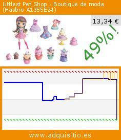 Littlest Pet Shop - Boutique de moda (Hasbro A1355E24) (Juguete). Baja 49%! Precio actual 13,34 €, el precio anterior fue de 26,27 €. http://www.adquisitio.es/hasbro/littlest-petshop-a1355e24