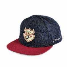 Stanley Italic Denim Snap Hat in 2019  02f823d712b1